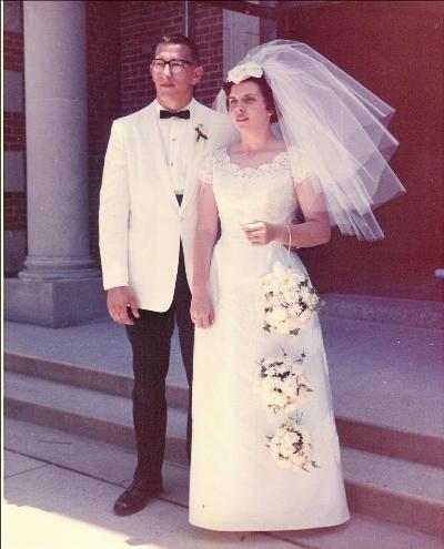 MM Wedding 1964 01
