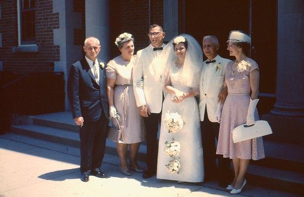 MM Wedding 1964 06