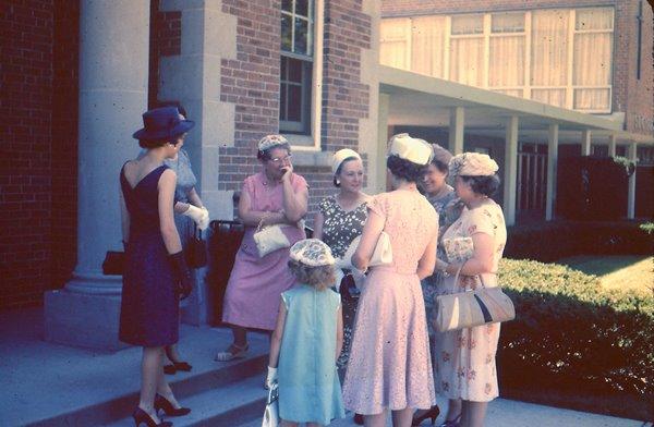MM Wedding 1964 09
