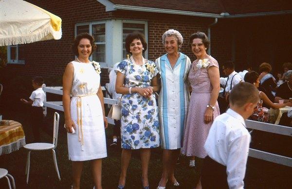 MM Wedding 1964 14