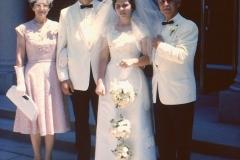 MM Wedding 1964 05